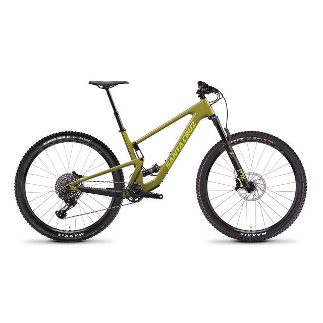 Tallboy C S 29 Rocksteady Yellow  29