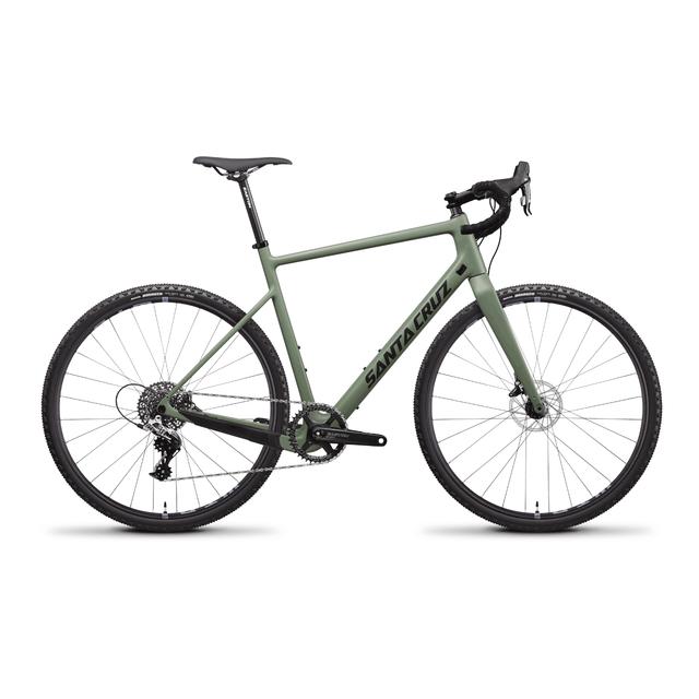Stigmata CC RIVAL-KIT Olive Green  700