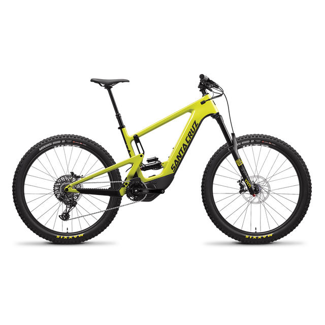 HECKLER CC R-KIT Yellow  27