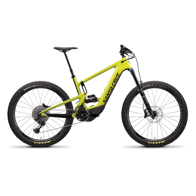 HECKLER CC S-KIT Yellow  27