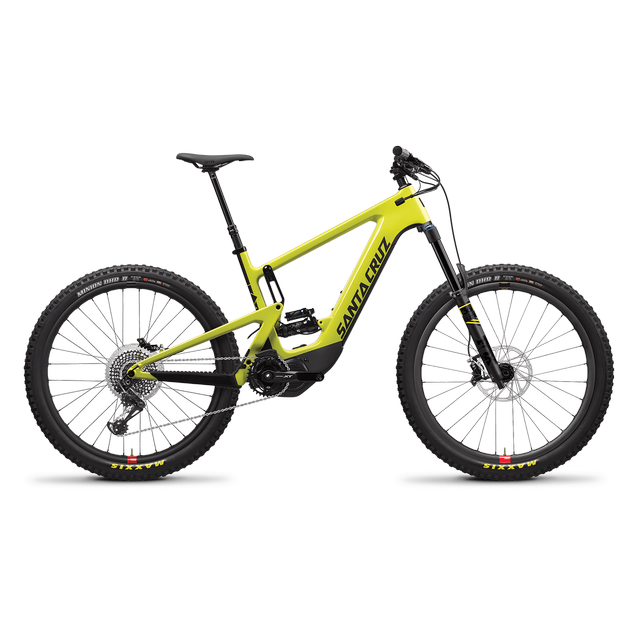 HECKLER CC X01 RESERVE Yellow  27