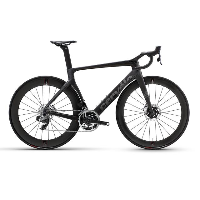 S5 Disc Red eTap AXS Carbon/Metallic