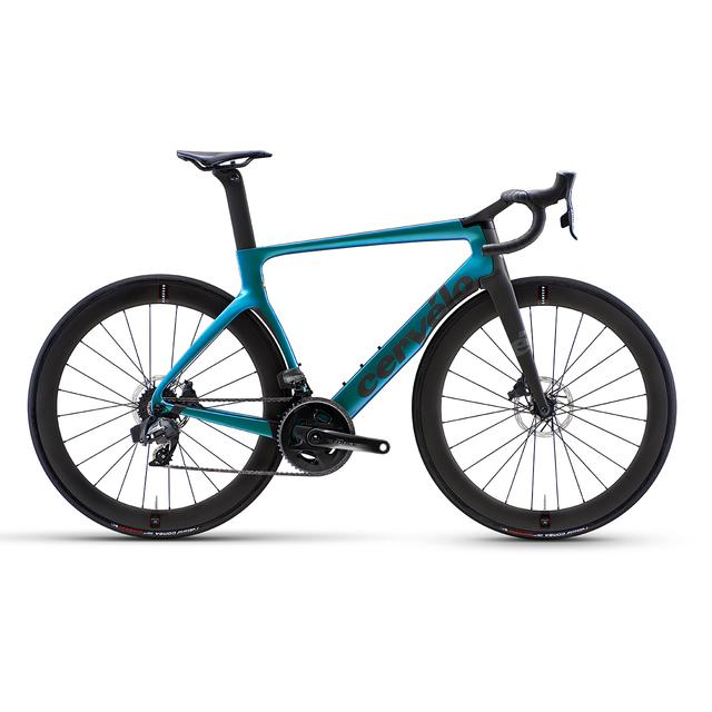 S5 Disc Force eTap AXS Blue Chameleon