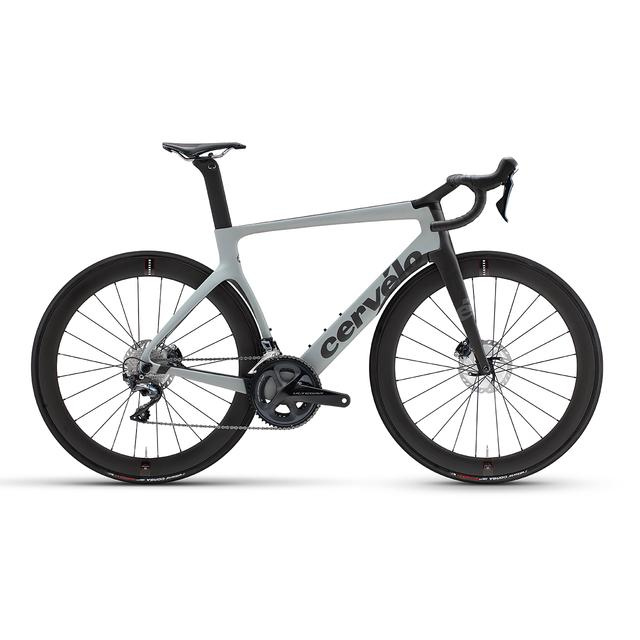S5 Disc Ultegra Di2 Grey/Carbon