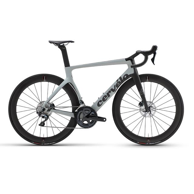 S5 Disc Ultegra Grey/Carbon