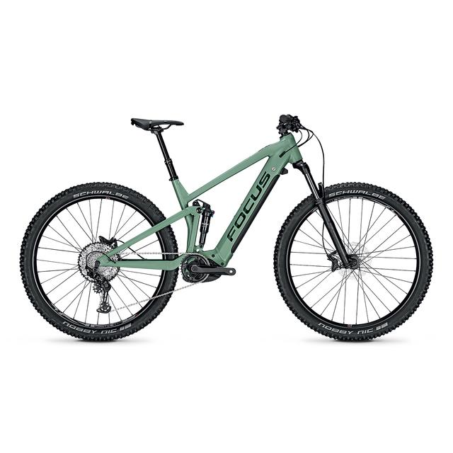 Thron2 6.8 Nine Mineral Green DI