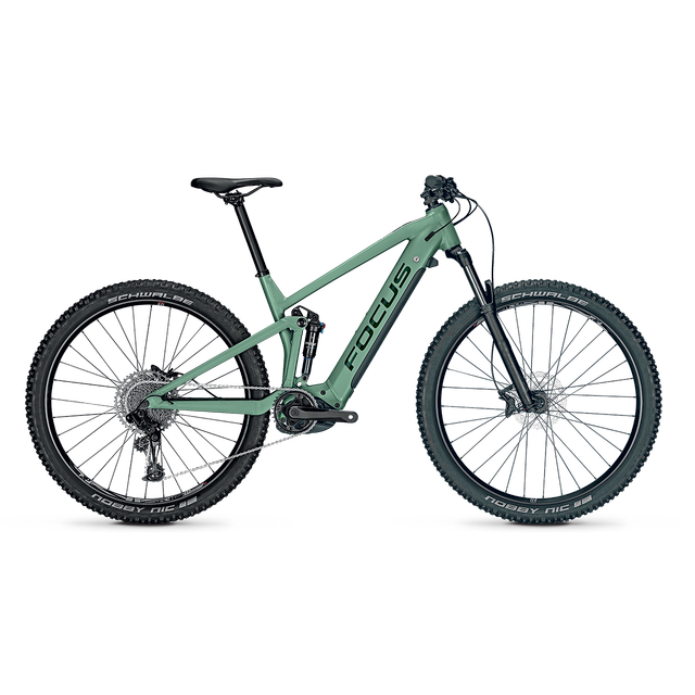 Thron2 6.7 Nine Mineral Green DI