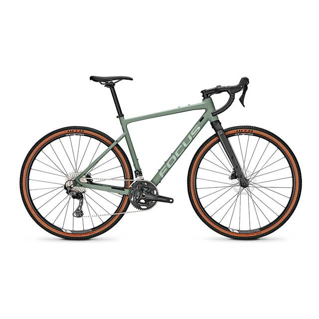 Atlas 6.8 Mineral Green DI