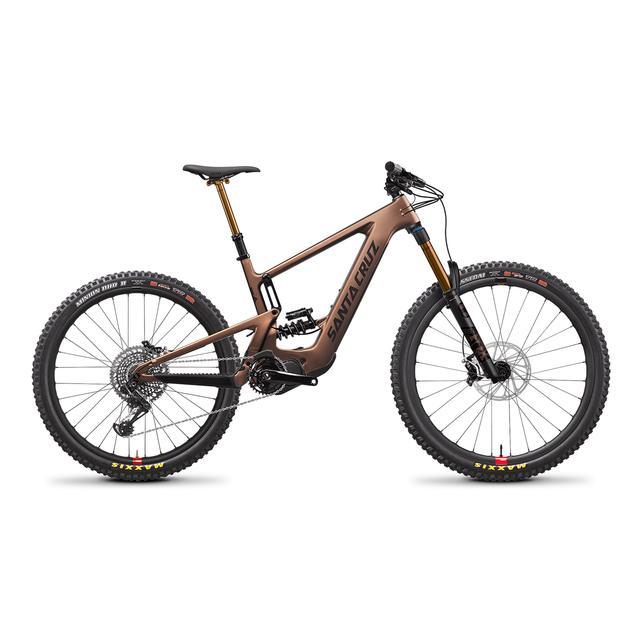 Bullit CC X01 Coil RSV Copper  27
