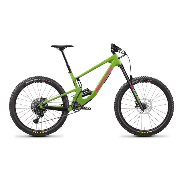 Nomad C R Adder Green  27.5