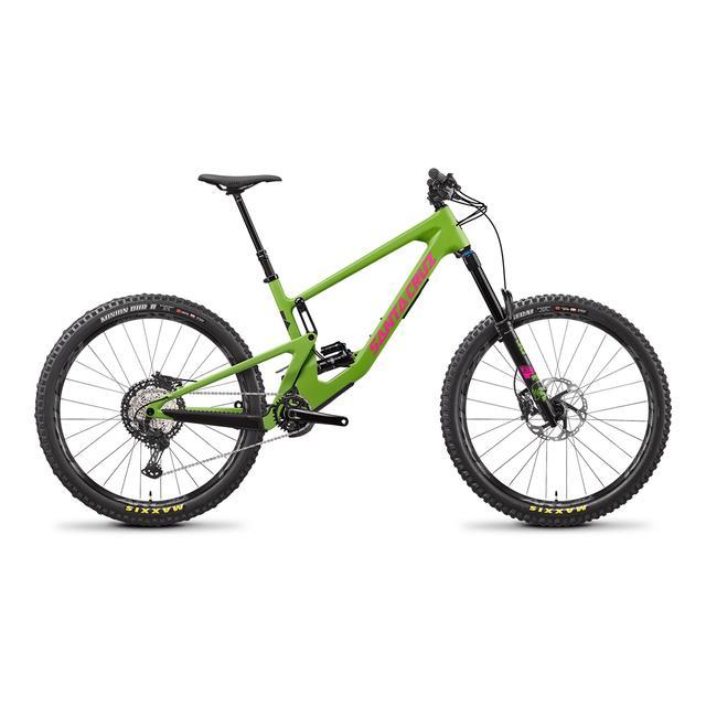 Nomad C XT Adder Green  27.5