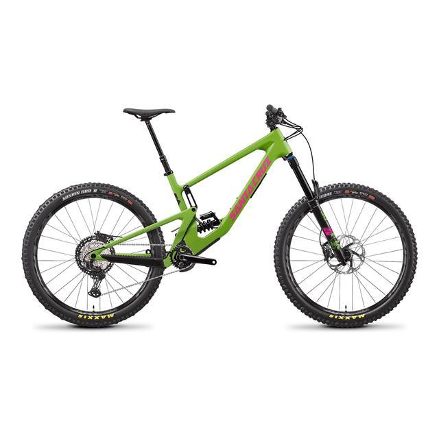 Nomad C XT Coil Adder Green  27.5